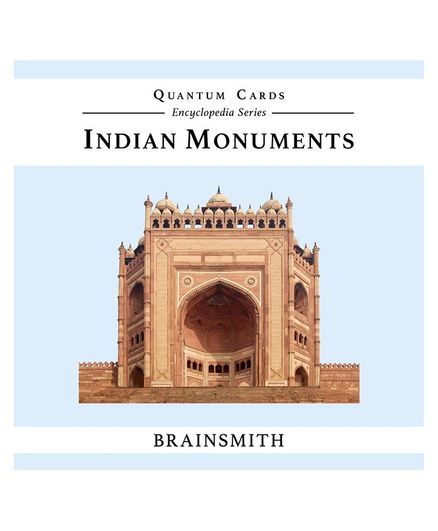Brainsmith Indian Monuments Quantum Cards - 10 Cards