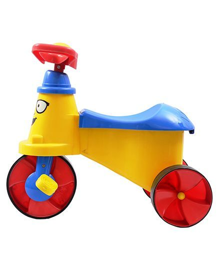 2a1455fe797 Mothertouch Combi Trike Tricycle Yellow Online in India, Buy at Best ...
