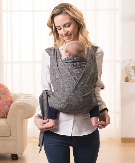 99b83dc6ba5 Chicco Boppy Baby Carrier Grey Online in India