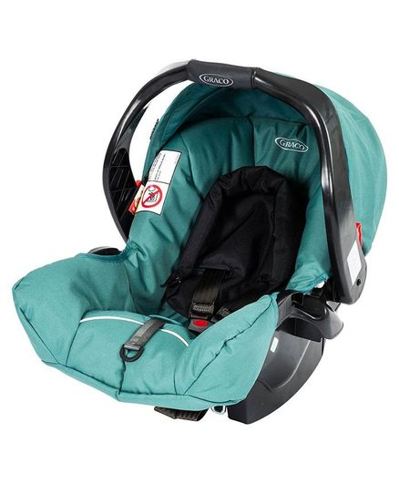 Graco Car Seat Cum Carry Cot Green Black Online In India Buy At Best Price From Firstcry Com 2114905