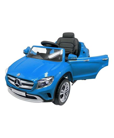 27458c093d GetBest Battery Operated Ride On Car Blue Online in India, Buy at Best  Price from Firstcry.com - 2126583