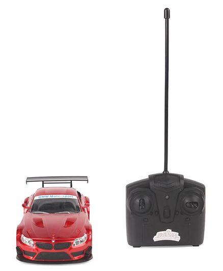 Mitashi Dash Die Cast Bmw Z4 Remote Control Model Car Red