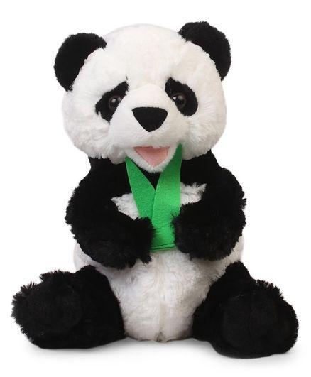 773454732c6e Wild Republic Sitting Panda Soft Toy Black White 25 cm Online India ...