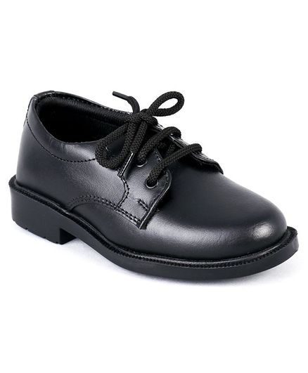 Prefect School Shoes - Black