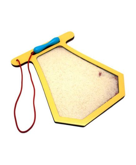 Skola Toys Wooden Sand Art - Multicolour