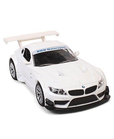 Mitashi Dash Die Cast Bmw Z4 Remote Control Model Car White Online