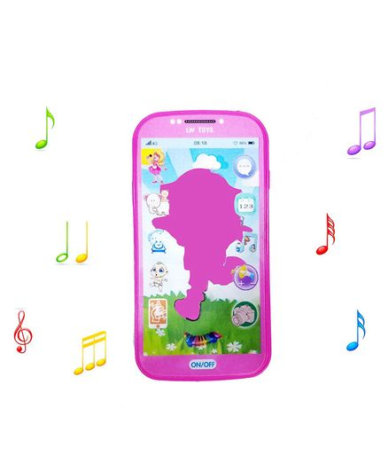 Emob Digital Mobile Phone With Touch Screen Feature (Colour May Vary)
