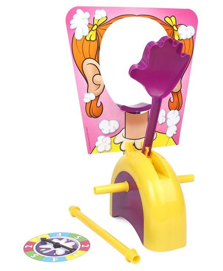 Hasbro Pie Face Chain Reaction - Multcolour