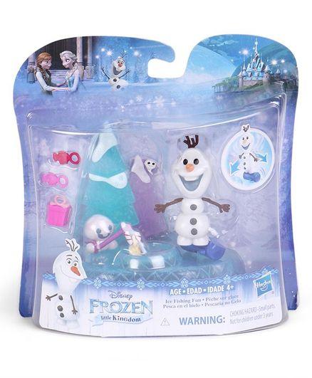 21786de0e532a Disney Frozen Olaf Character Figurine White 7 cm Online India