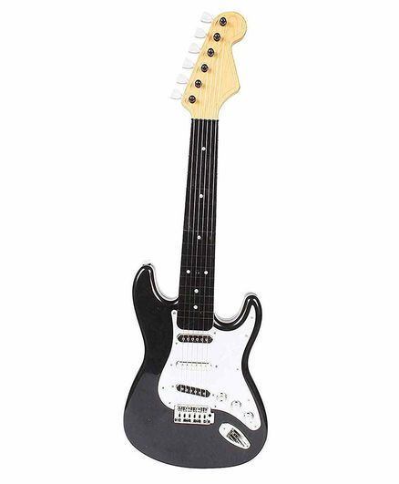 Planet of Toys Early Learning Music Guitar - Black