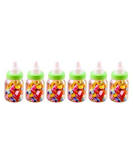 Party Propz Bottle Eraser For Return Gifts Kids Birthday Set Of 6