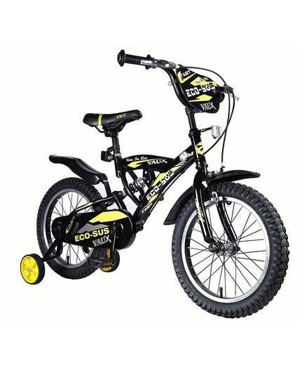 af740e762 Vaux EcoSus Kids Sports Bicycle Black 16 inches Online in India