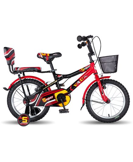 2bc41255f56 Vaux Super 16@DQ@ Red Kids Bicycle For Boys Online in India, Buy ...