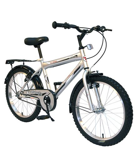 226f78dbb Vaux Plus MTB Bicycle Silver 20 inches Online in India