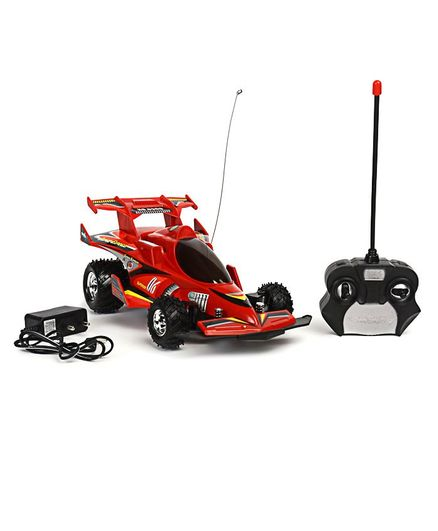 Dr  Toy Remote Control 3D Racing Car Red Online India, Buy RC Toys for  (6-12 Years) at FirstCry com - 2182566