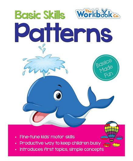 Pegasus basic Skills Patterns Book - English