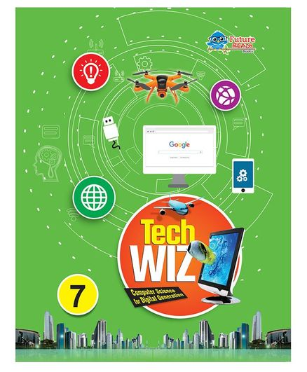 Teach WIZ Computer Science For Digital Generation Class 7 English Online in  India, Buy at Best Price from Firstcry com - 2188763