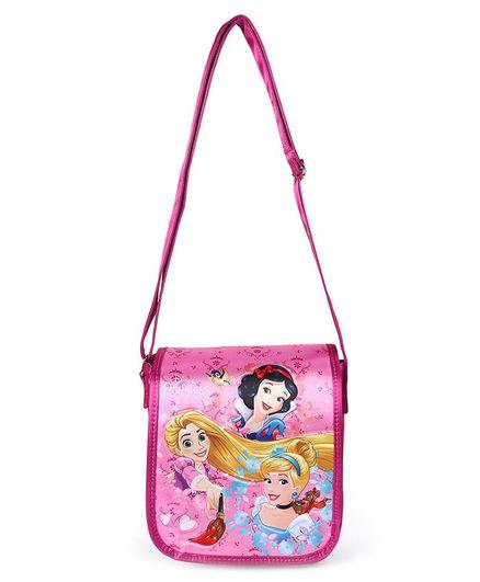 Disney Princess Sling Bag - Pink