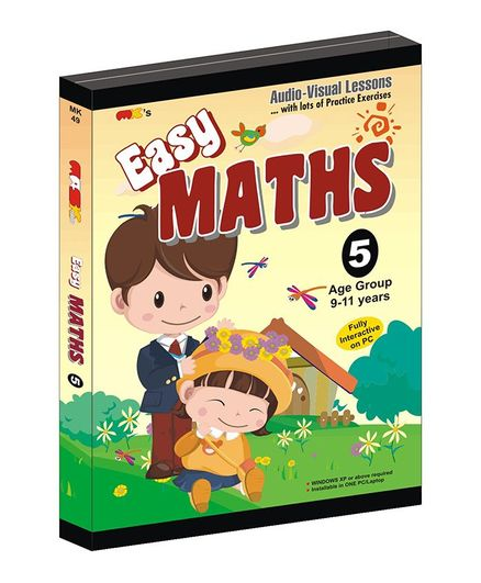 Easy Maths 5 CD - English