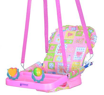 Mothertouch Top Swing Pink