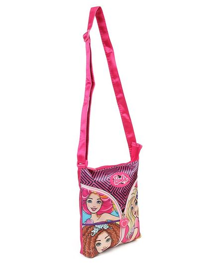 f6741f543a Barbie Sling Bag Pink for Girls (3-8 Years) Online in India, Buy at ...