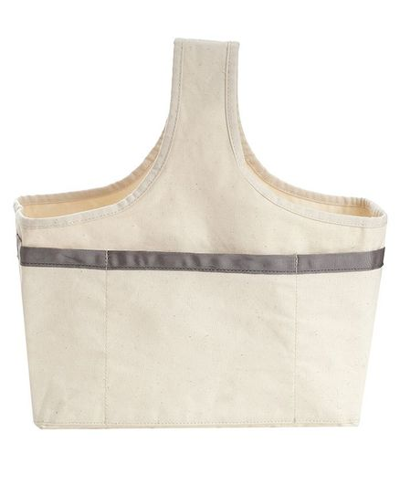 3 Sprouts Caddy Bag Beaver Print Cream & Orange Online in India, Buy at  Best Price from Firstcry com - 2286394