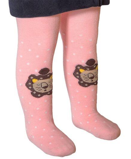 86c3eb82a Buy Kidofash Lion Design Stockings Pink for Girls (2-3 Years) Online ...