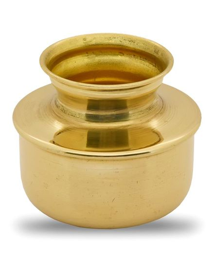 Shripad Steel Home Brass Antique Handa Small Golden Online India, Buy  Pretend Play Toys for (5-12 Years) at FirstCry com - 2342264