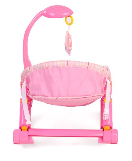 Fab-N-Funky Music & Light Baby Care Rocking Chair