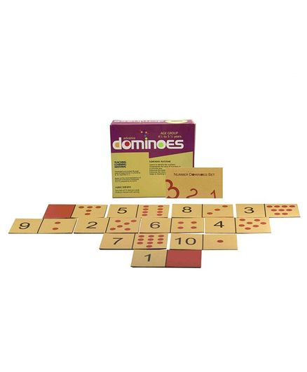 Vikalp Advance Dominoes Game Online India, Buy Board Games for (4-5 Years)  at FirstCry com - 2355039