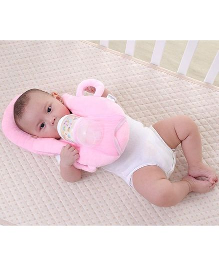 b96c08acc05 Babies Bloom Self Feeding Pillow Support Pink Online in India