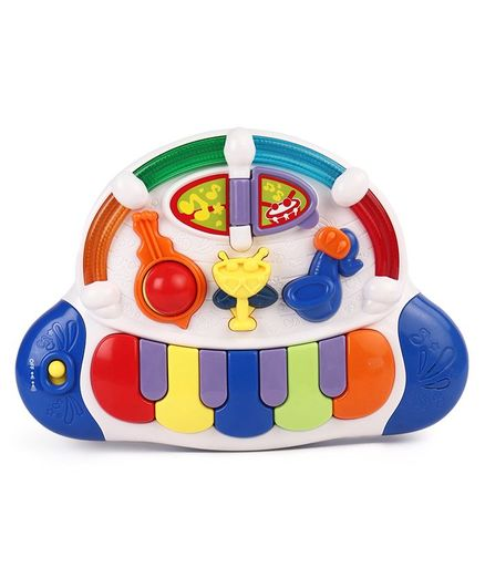 HapPKids Jukebox Piano Multicolour Online India, Buy Musical Instruments  for (12 Months-3 Years) at FirstCry com - 2362649