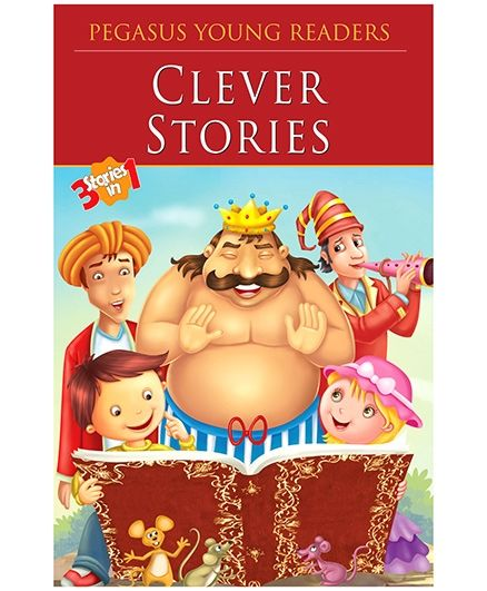 Pegasus Young Readers Clever Stories - English