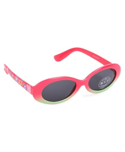 Peppa Pig Oval Shape Sunglasses Dark Pink For Both 3 10 Years Online In India Buy At Firstcry Com 2420515