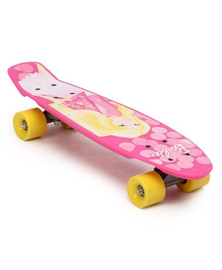 b2033f67ee Barbie Print Skateboard Pink Online India, Buy Sports Equipment for (5-8  Years) at FirstCry.com - 2475258