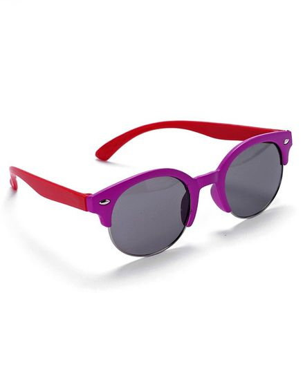 Babyhug Sunglasses - Purple & Red