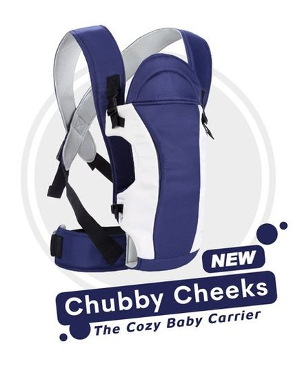 R for Rabbit Chubby Cheeks 3 Way Baby Carrier - Royal Blue