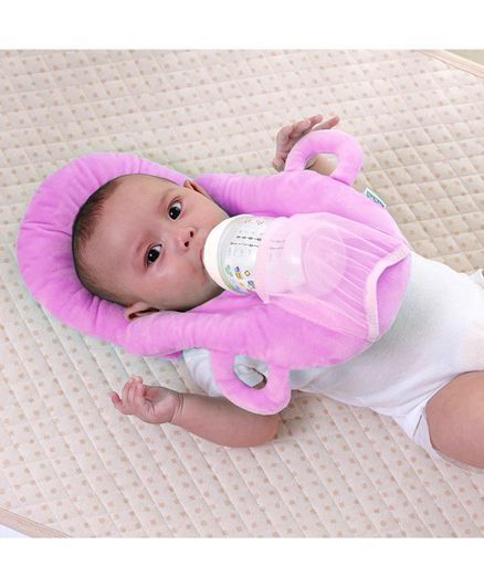 f71e9b41ef7 Ole Baby Self Feeding Pillow Pink Online in India