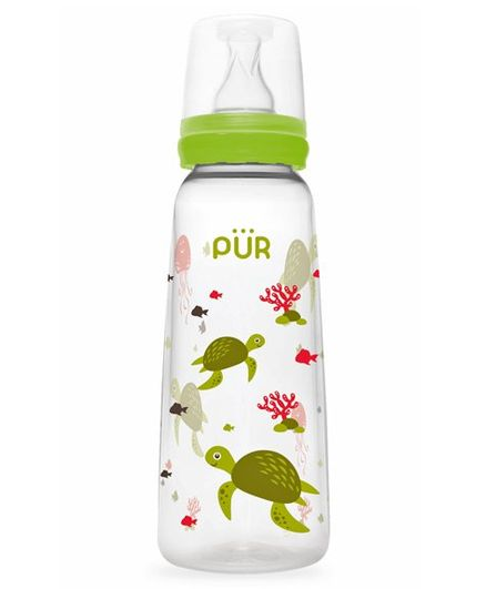 Pur Straight Classic Bottle Green - 250 ml