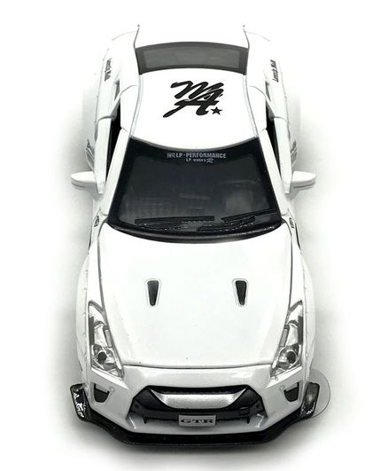 Emob Die Cast Metal Body Mini Auto Luxury Car Toy With Light and Sound  Effects White for (3-10 Years) Online India, Buy at FirstCry com - 2507376