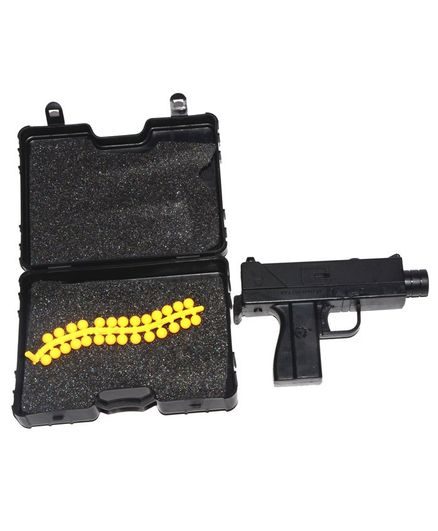 Vibgyor Vibes Half Die Alloy Mac 10 Toy Gun Black Online India, Buy Toy  Guns for (5-10 Years) at FirstCry com - 2510623