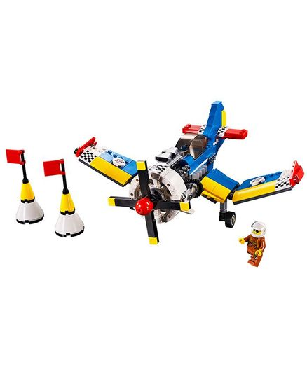 Lego Creator 3 in 1 Race Plane Multicolor Online India, Buy Building &  Construction Toys for (7-14 Years) at FirstCry com - 2523322