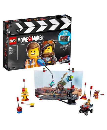 Lego Movie Maker Play Set 70820 - 482 Pieces