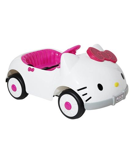 bfd990275 Marktech Dynacraft Hello Kitty Battery Operated Ride On White Online ...