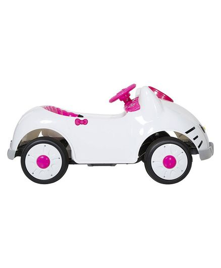 Marktech Dynacraft Hello Kitty Battery Operated Ride On White Online in  India, Buy at Best Price from Firstcry com - 2549602
