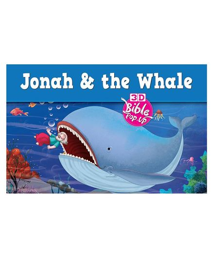 Jonah & The Whale 3D Bible Pop Up Book English Online in India, Buy at Best  Price from Firstcry com - 2580403