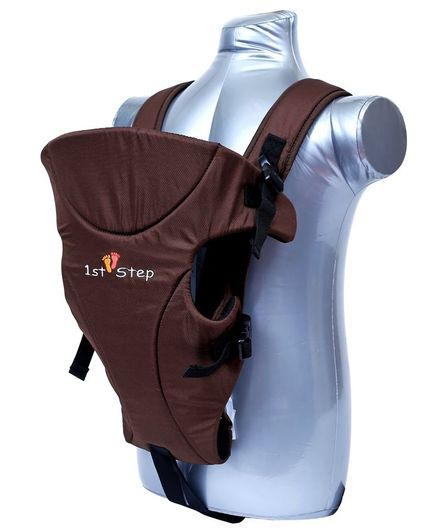 8cecef4edae 1st Step 3 Way Baby Carrier Brown Online in India