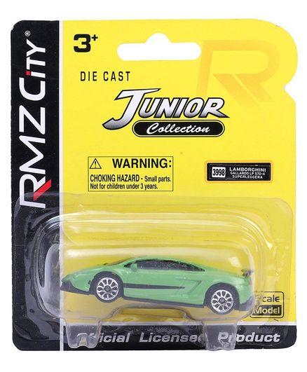 Rmz City Die Cast Lamborghini Gallardo Lp 5704 Superleggera Toy