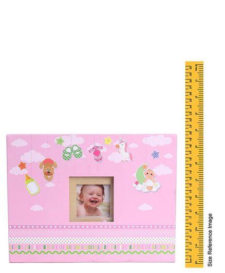 Archies Baby Scrap Photo Album Pink-2