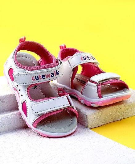 Buy Cute Walk by Babyhug Sandals